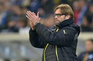 Klopp: Unrealistic to keep up with Bayern