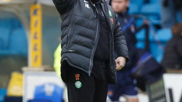 Celtic boss Neil Lennon has happy memories of playing at Dens Park