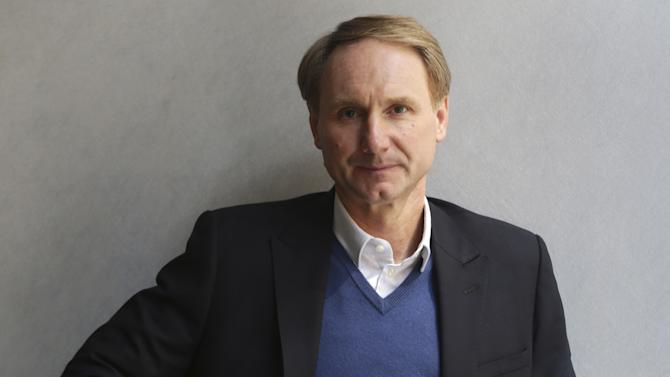 Dan Brown returns to Europe for 'Inferno'