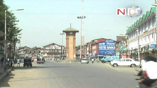 Kashmir faces shout down to observe martyrdom anniv