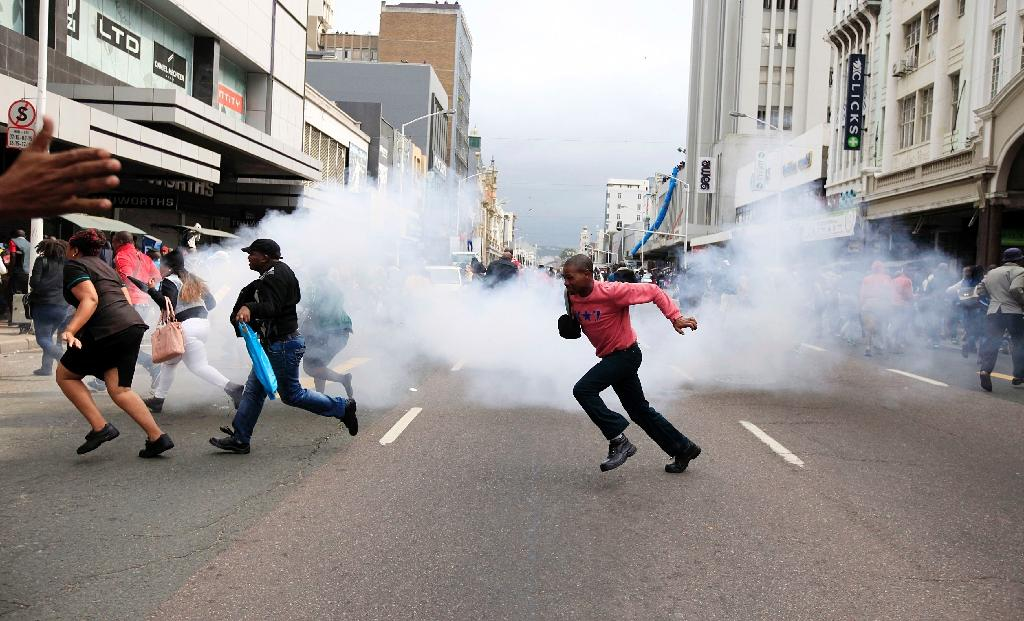 Anger at inequality drives S.Africa xenophobic attacks