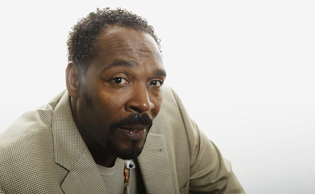 FILE - This April 13, 2012 file photo shows Rodney King posing for a portrait in Los Angeles. King, the black motorist whose 1991 videotaped beating by Los Angeles police officers was the touchstone for one of the most destructive race riots in the nation&#39;s history, has died, his publicist said Sunday, June 17, 2012. He was 47. (AP Photo/Matt Sayles, file)