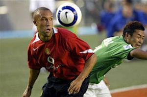Timbers sign former Manchester United defender Mikael Silvestre