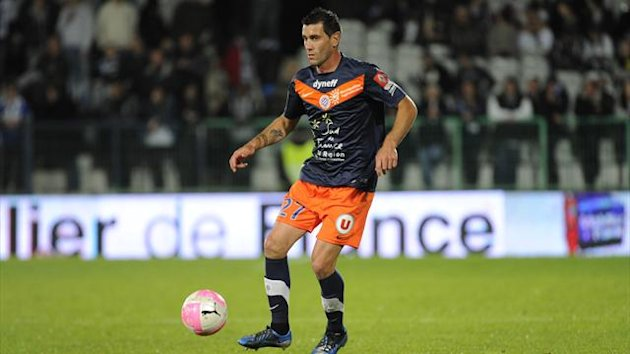 Ligue 1 2012 /2013 Montpellier Jeunechamp