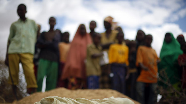 'Off the charts': 133k Somalia famine child deaths
