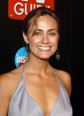 Diane Farr TV Guide & Inside TV After Party Emmy Awards - 9/18/2005