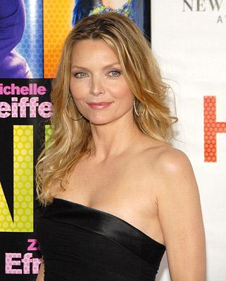 Michelle Pfeiffer at the New York premiere of New Line Cinemas' Hairspray