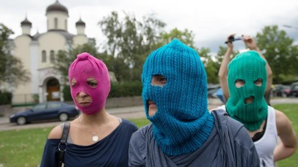 Pussy Riot Are On the Run