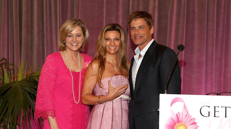 The Get In Touch Foundation's 2014 Pretty In Pink Luncheon And Women Of Strength Awards