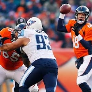 Week 14: Titans vs. Broncos highlights
