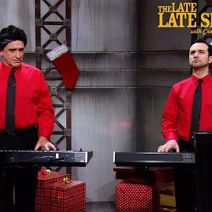 Craig Ferguson - Christmas With Kraftwerk