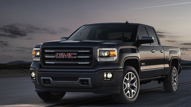 2014 GMC Sierra, growing new slowly: Motoramic Drives