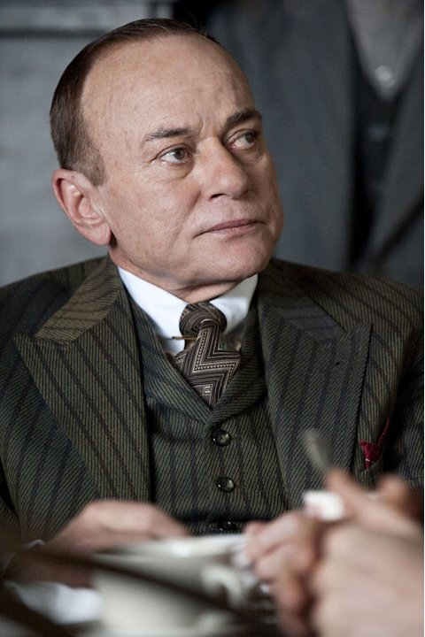 "Greg Antonacci stars in ""Boardwalk Empire."""