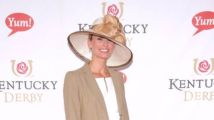 Nikki Taylor Kentucky Derby