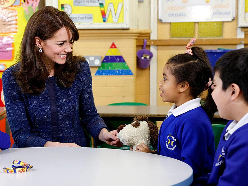 Princess Kate Speaks! Watch Her Charm Kids in a New PSA: 'Every Child Deserves to Grow Up Feeling Confident'