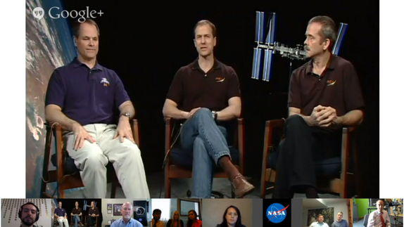 After Months in Space, Gravity's a Drag for Astronauts