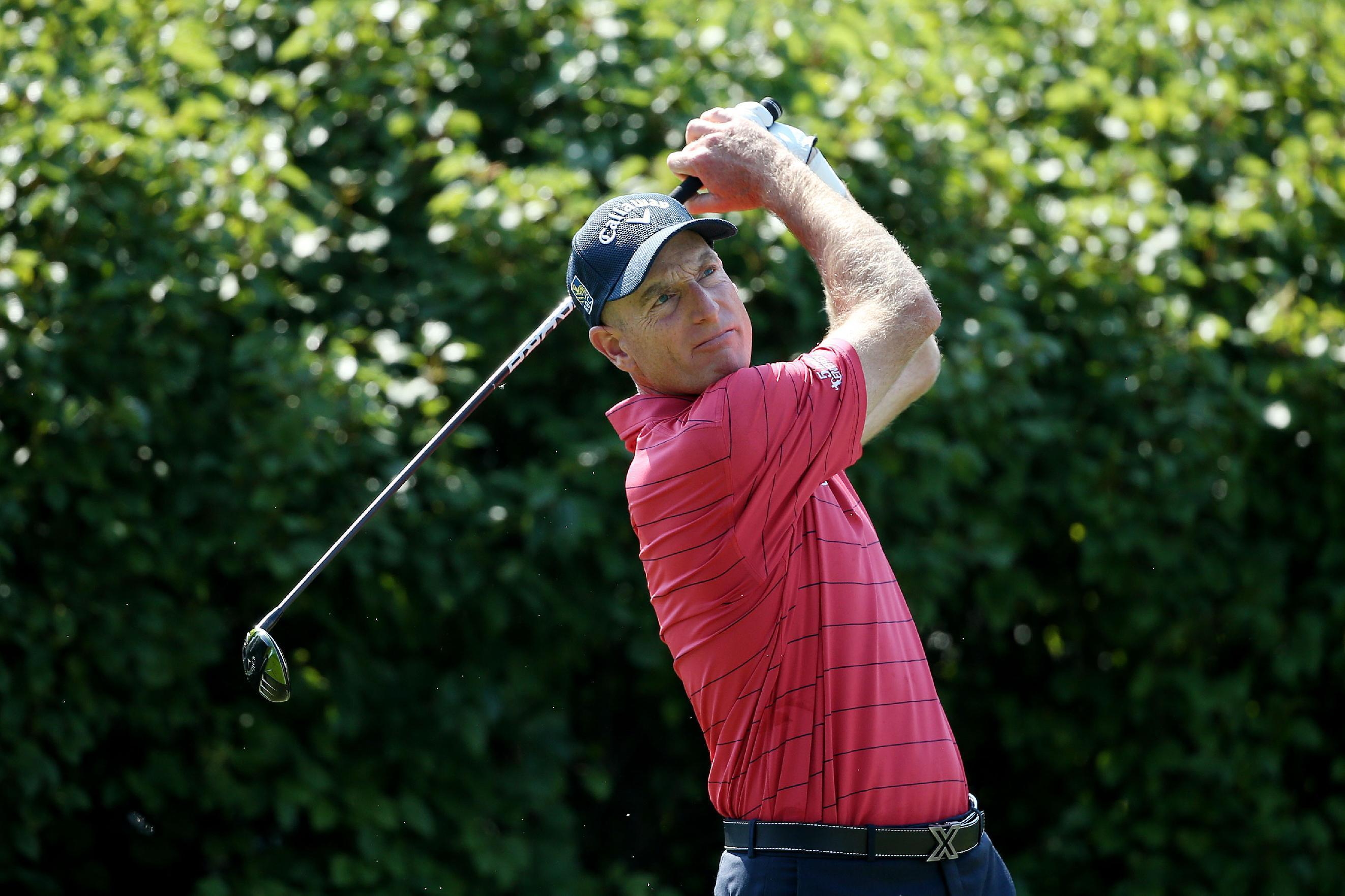 Injured Furyk pulls out of Presidents Cup