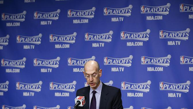As fallout mounts, NBA to discuss Sterling probe