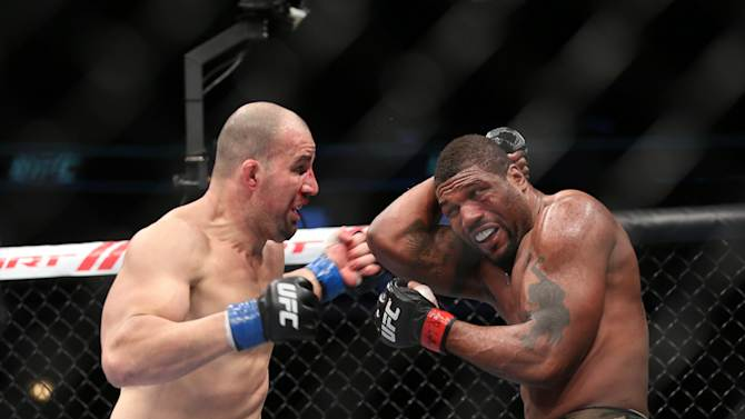 Rampage Jackson Insists He's Not Done Fighting, He's Just Done with the UFC