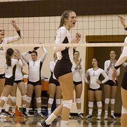 Patriot League 360: Women's Volleyball (10.1.14)