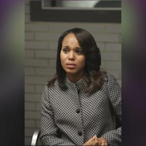 Scandal's Season 3 Episode Order Cut Down To Make Way For Kerry Washington's Baby