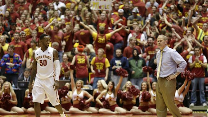 Iowa State beats No. 7 Michigan 77-70