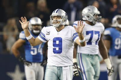 Tony Romo restructures deal with Cowboys, according to report