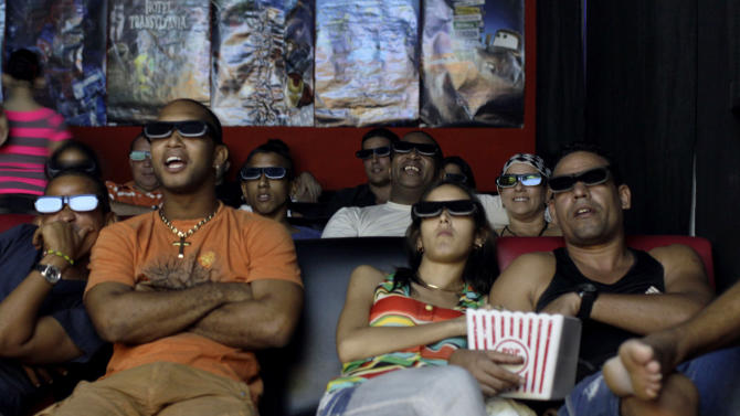 Cubans heartened by possible reversal of 3-D ban