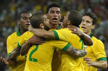 Thiago Silva and Hernanes hail 'beautiful' win over Italy