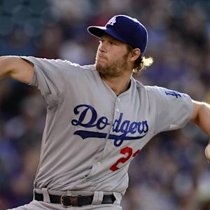 Clayton Kershaw struggling