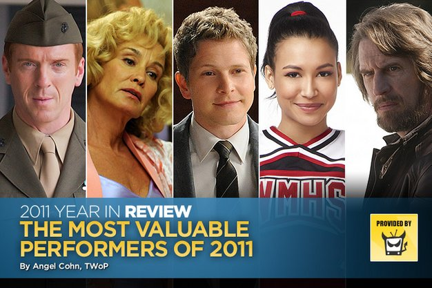 TV's Most Valuable Performers of 2011