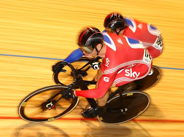 2012 UCI Track Cycling World Championships - Day 4