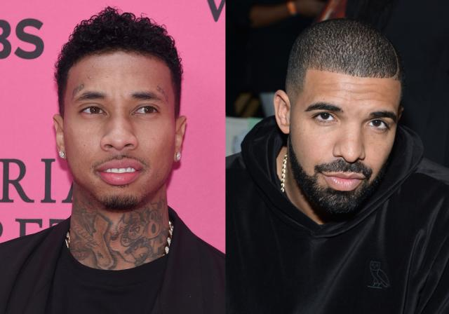 Tyga Says Drake Should Have Been Included On Billboard's Top 10 Rappers List