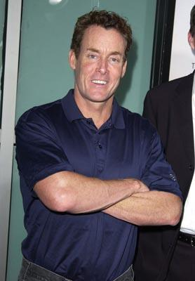 John C. McGinley at the LA premiere of Uptown Girls