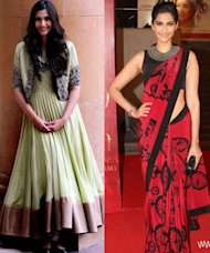Inspiring Traditional Looks of 5 Bollywood Divas