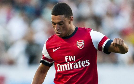 I can fill Song's role at Arsenal, says Oxlade-Chamberlain