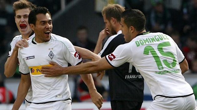 2012/2013: Borussia Mnchengladbach-Eintracht Frankfurt