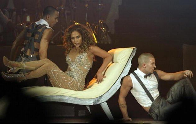 Jennifer Lopez ''Dance Again Tour''