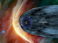 NASA's Voyager 1 Probe Poised to Leave Solar System