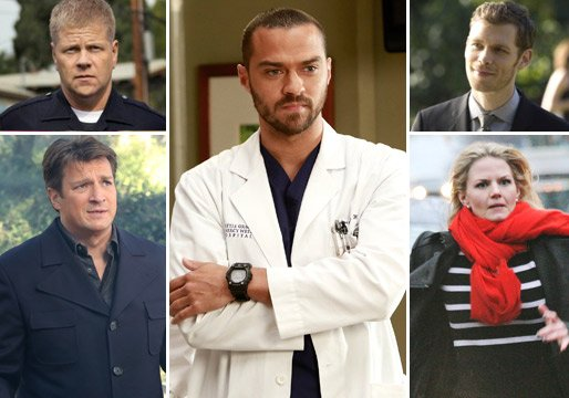 Ask Ausiello: Spoilers on Grey's, Once, Vampire Diaries, Southland, Castle, Glee, Suits and More!