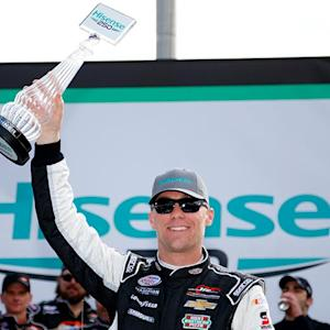 Harvick: \x{2018}It makes me excited'