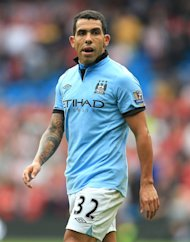 Carlos Tevez could be a major force for Manchester City this summer