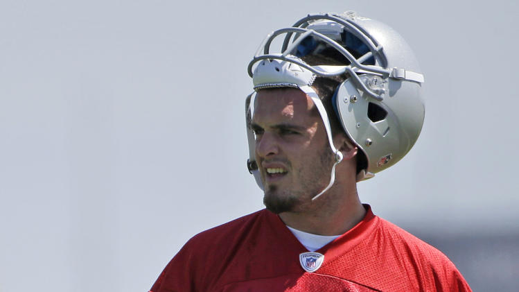 Carr knows being named starter just the beginning
