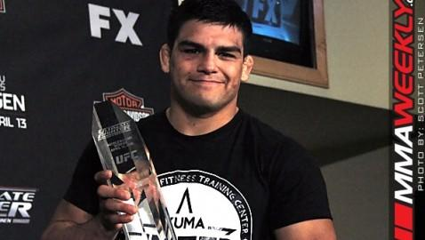 Former TUF Winners Kelvin Gastelum and Court McGee Added to UFC on Fox 9