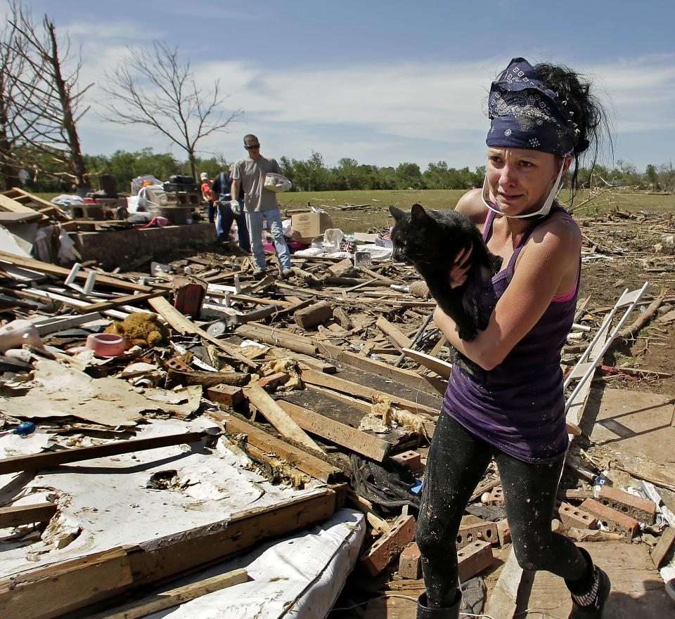 $2B in Okla. tornado damage means hard recovery