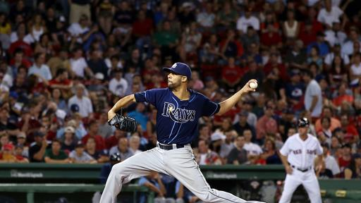 Price goes the distance in Rays' win over Red Sox