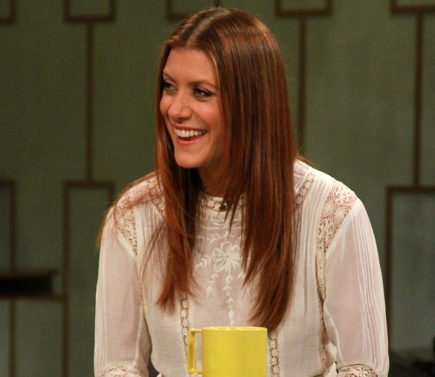 Kate Walsh on Access Hollywood Live on November 8, 2012 -- Access Hollywood