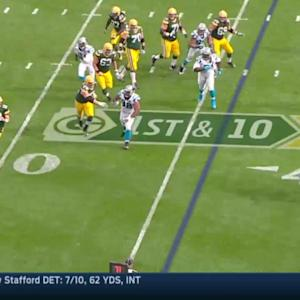Randall Cobb 47-yard catch