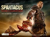 Starz To Launch Final Season Of 'Spartacus' On Jan. 25