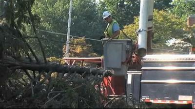 1.8 Million in Mid-Atlantic Still Without Power